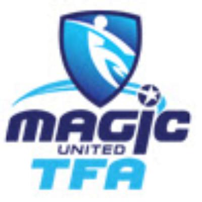 Magic United Player Pathways 2020 Logo