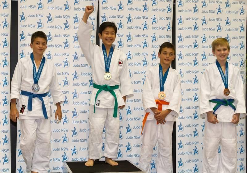 Judo Donation